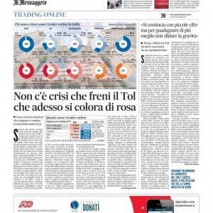 Il Messaggero 29 10 2014